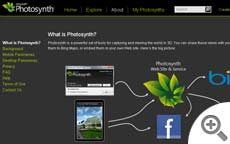 Microsoft Photosynth