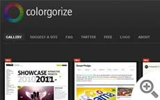Colorgorize the Web