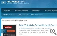 Photoshop Plus - Photoshop Tutorials