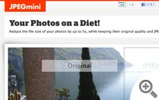 JPEGmini - Your photos on a diet!