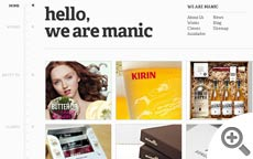 Manic Design: Singapore web + print design agency