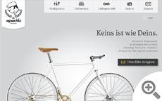 Individuelle Singlespeeds und Fixies. Bikes aus Düsseldorf