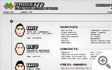 Progetty Studio - Arcade Version